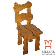 Купить мебель в деревенском стиле,  Стул Медведь