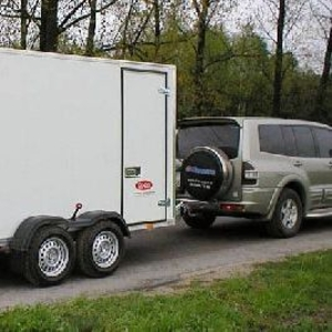 Прицеп-фургон «TA-NO»