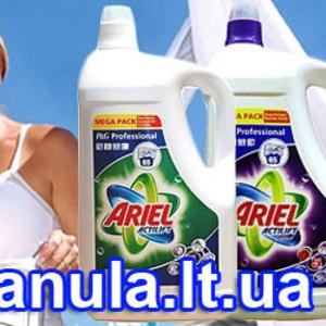 Гель для стирки Ariel gel 4, 9l цена 95 грн.
