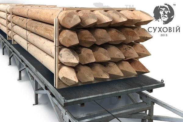 Автоклав для импрегнации дерева Sukhoviy Albus 6 4