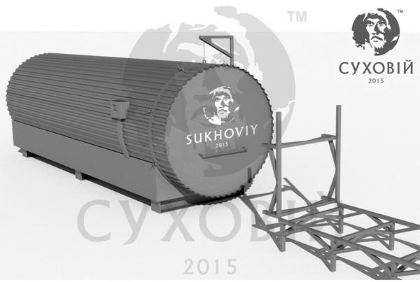 Термообрабатывающие оборудование для древесины 2
