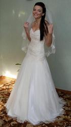 Продается ексклюзивна весільна сукня