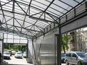 Предлагаем листы сотового  и монолитного поликарбоната